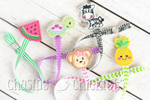Pacifier/Teether Clips! for Girls