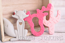 Girly Desert Friends Teether Set
