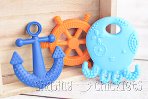 Under the Sea Teether Set