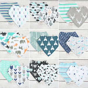 Drool Bibs for Boys