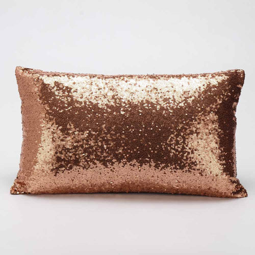 Sequins Sofa Bed Home Decoration Festival Pillow Case Cushion Cover