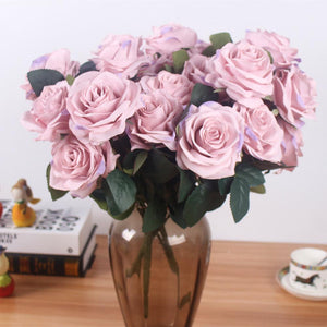 French Rose Floral Bouquet - Home Harmony