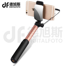 DIGITALFOTO Gopro 3+ 4 action camera selfie stick mirror remote Smartphone Selfie Stick mobile phone handheld monopod for Iphone