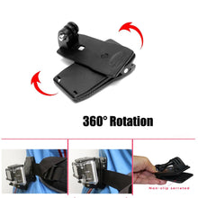 Gopro 15 Gopro 1 sport suit accessories Universal set SJ4000 sj7000 self timer lever Coyote bag tripod chest strap Headband