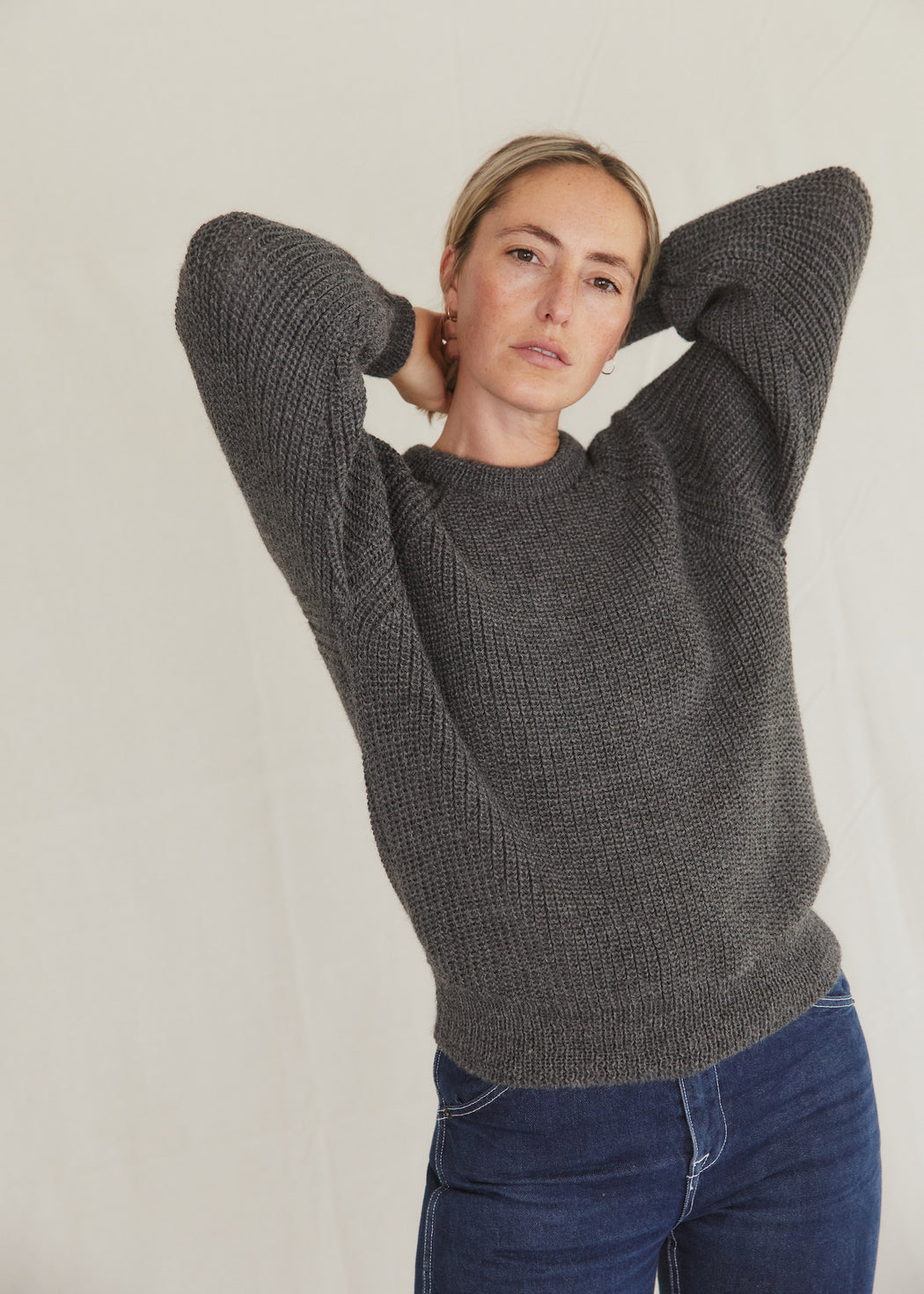 the carolyn sweater