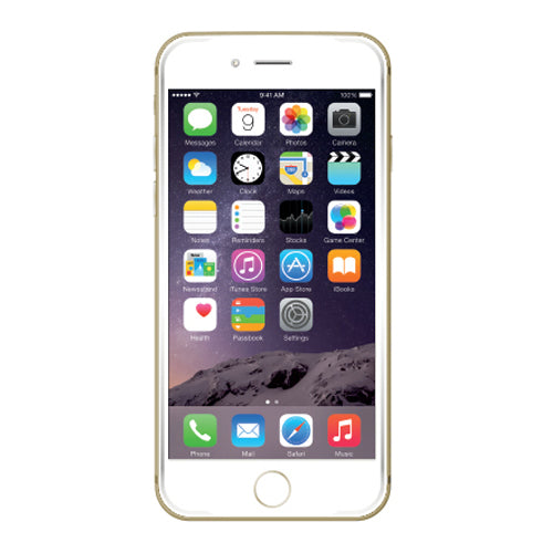 Apple iPhone 6 Plus 64GB Front Gold