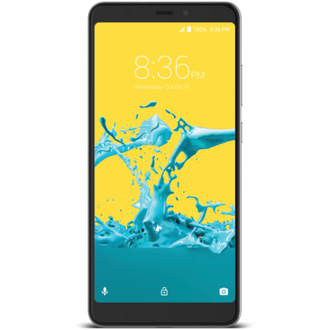 ZTE Blade Max 2s Pre-Owned