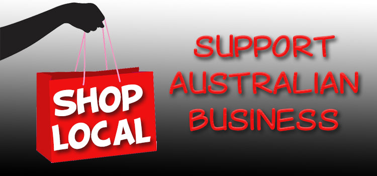 Shop Local. Support Australian Businesses.