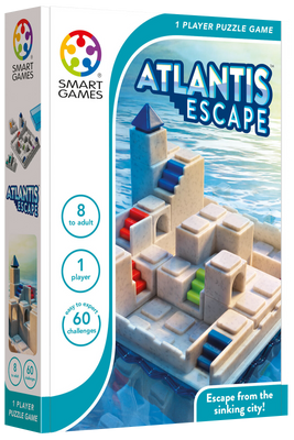 Atlantis Solo Puzzle Game