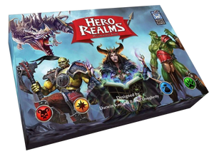 Hero Realms Card Game
