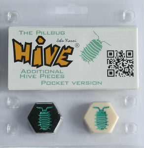 Hive Pocket Pillbug Board Game Expansion