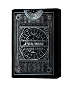 Star Wars Dark Side Silver Special Playing Cards