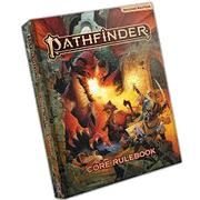 Pathfinder 2nd Edition Core Rulebook