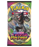 Pokemon Vivid Voltage Booster
