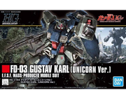 HGUC Gustav Kark Unicorn Version scale 1/144