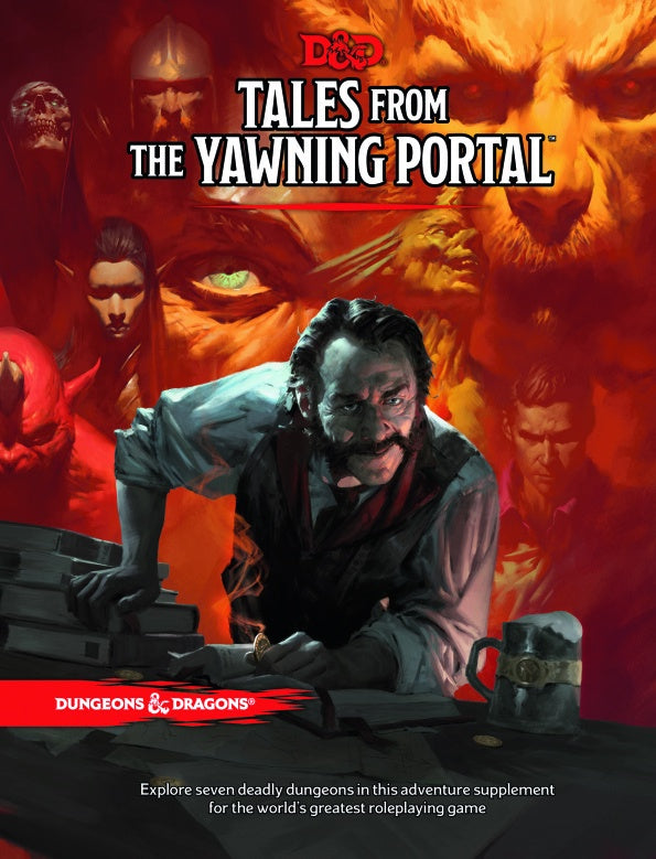 D&D Tales from the Yawning Portal