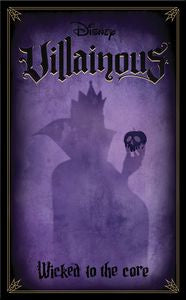 Disney Villainous Wicked to the Core Board Game Expansion