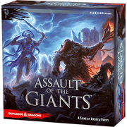 Dungeons and Dragons Assault of the Giants Board Game