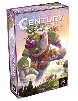 Century Golem Edition Eastern Mountains
