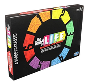 The Game Of Life Quarter Life Crisis Board Game
