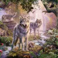 Summer Wolves 1000pc