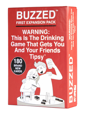 Buzzed First Game Expansion