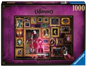 Disney Villainous Captain Hook 1000pc