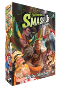 Smash Up World Tour Culture Shock Board Game Expansion