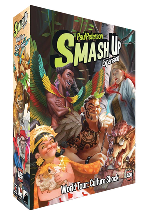 Smash Up World Tour Culture Shock Expansion