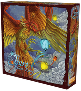 Tsuro Pheonix Rising Board Game