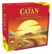 Catan 25th Anniversary