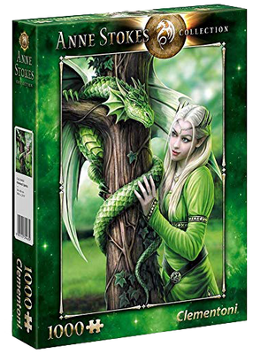 Anne Stokes Kindred Spirit 1000pc