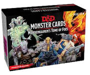 Monster cards Mordenkaines Tome of Foes