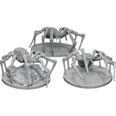 D&D Spiders