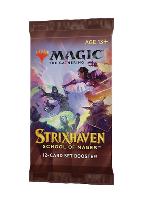 MTG Strixhaven Set Booster
