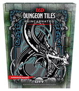 D&D Dungeon Tiles City