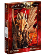 Anne Stokes Inner Strength 1000pc