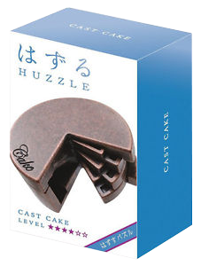 Huzzle Cast Cake Level 4