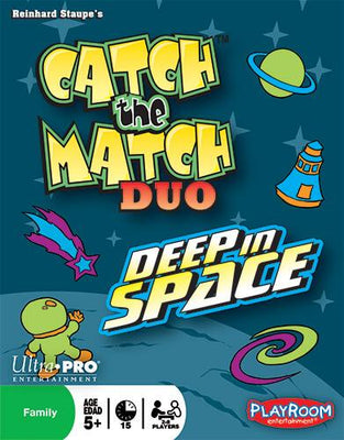 Catch the Match Duo Deep in Space Game