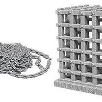 Wizkids Cage & Chains