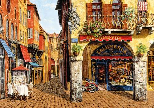 Colours of Italy 1500pc