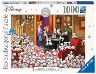 Disney 101 Dalmations 1000pc