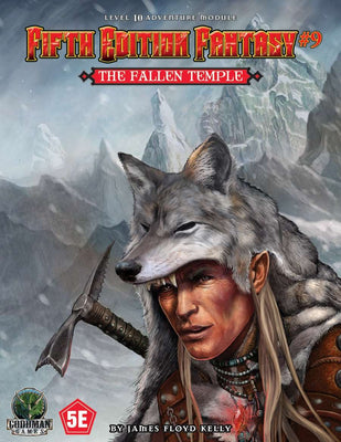 5E Adventures #9 The Fallen Temple