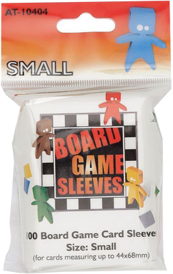 Board Game Sleeves Small 100