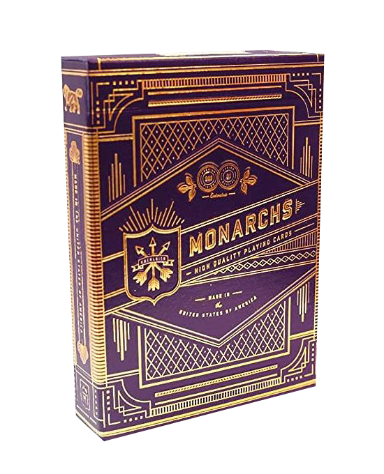 Monarchs Purple Edition