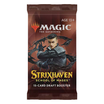 MTG Strixhaven Draft Booster
