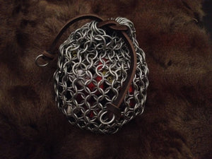 Chainmaille Dice Bag Large