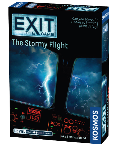 Exit the Game The Stormy Flight