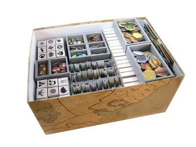 Folded Space Game Inserts - Gloomhaven