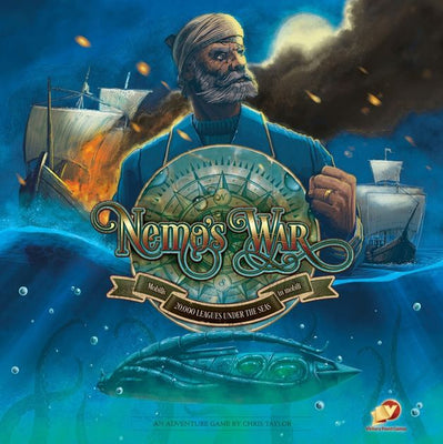 Nemo's War Board Game